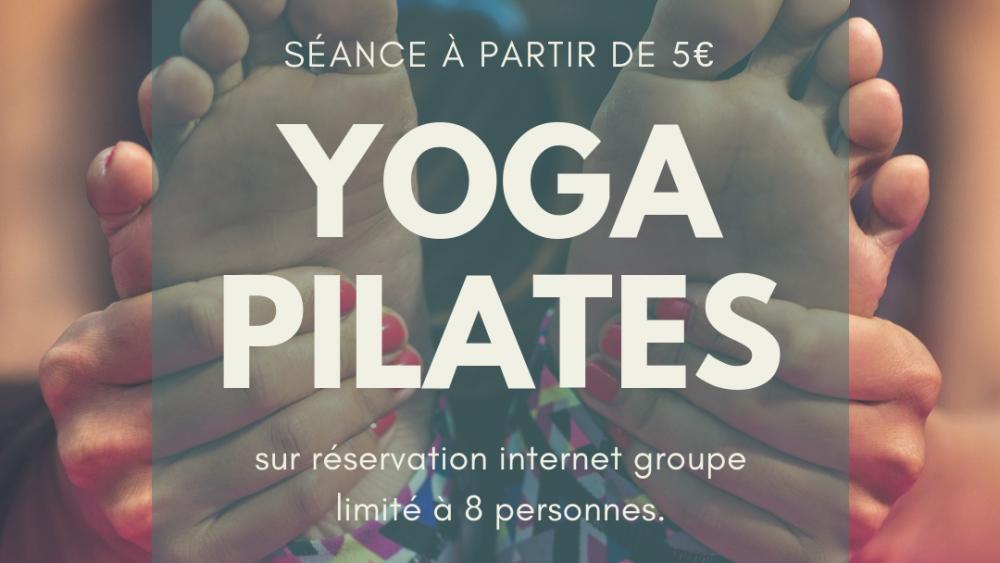 yoga pilates Myfitsession